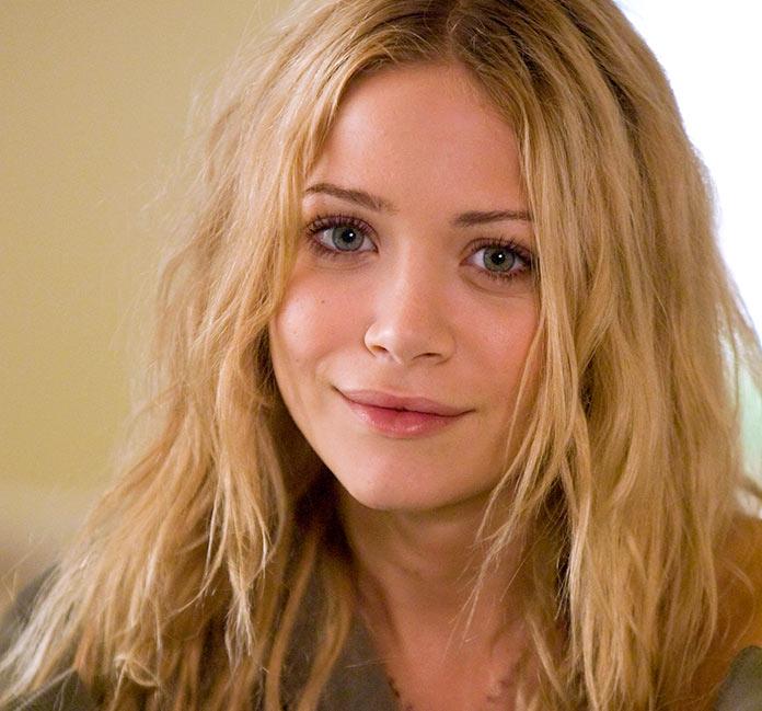 Mary-Kate Olsen antes