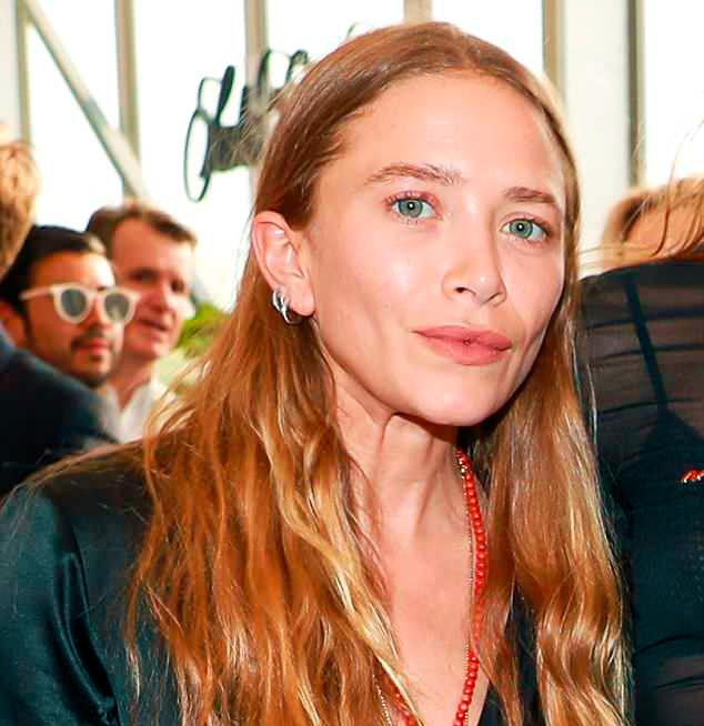 Mary-Kate Olsen después