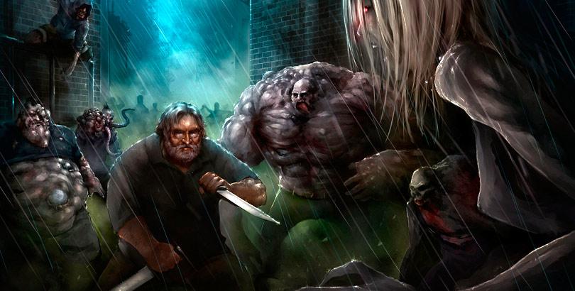 matar a un monstruo