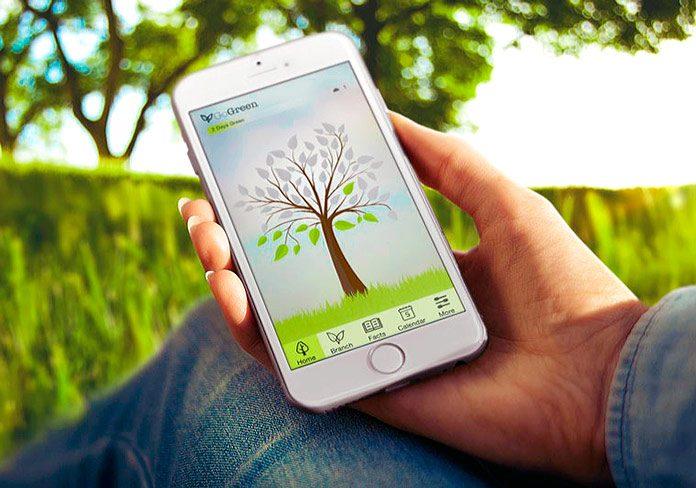 Estas aplicaciones ayudan a cuidar el medio ambiente