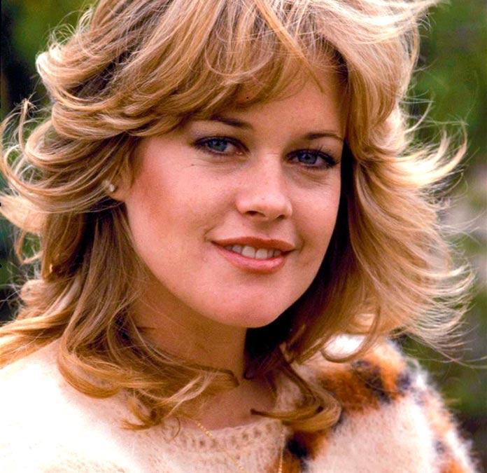 Melanie Griffith antes