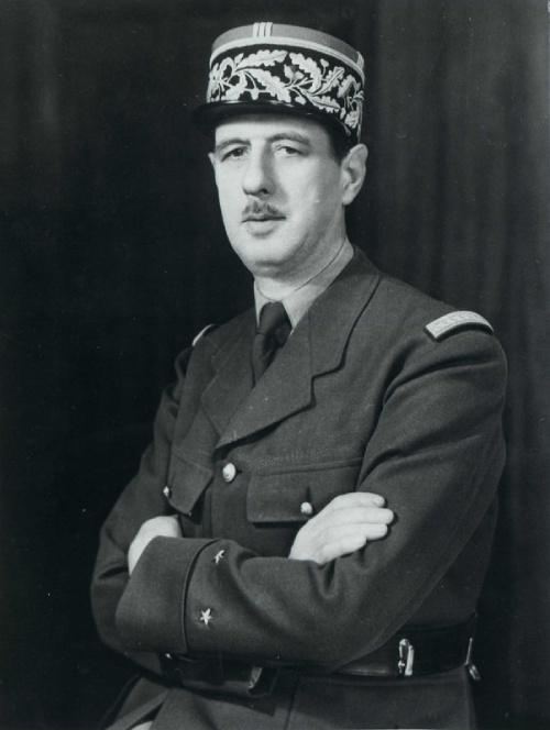 Memorias de la Resistencia Francesa - Charles de Gaulle.