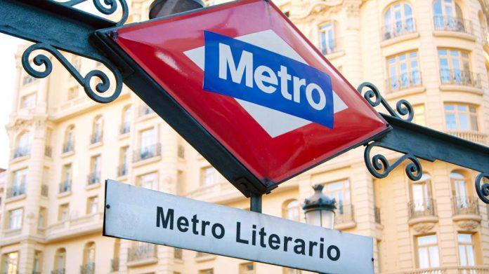 El Metro literario: recorrido por las estaciones más culturales del Metro de Madrid