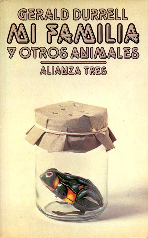 Libros para reír: Mi familia y otros animales