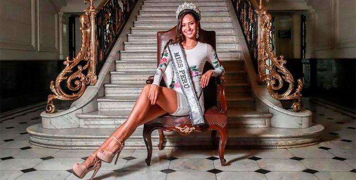 Candidatas a miss Perú sorprenden con un emotivo mensaje.