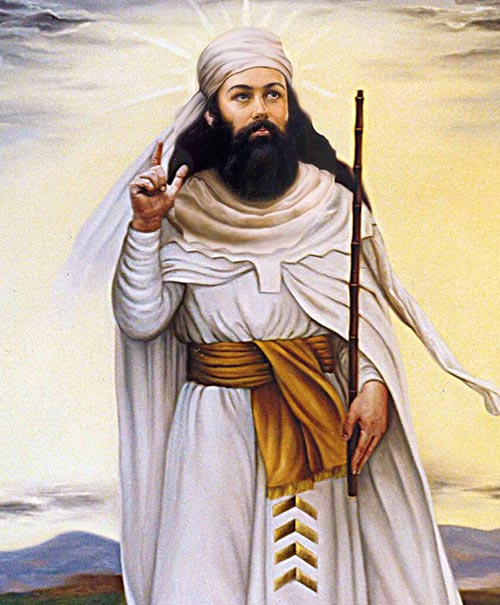 Misticismo zoroastrista