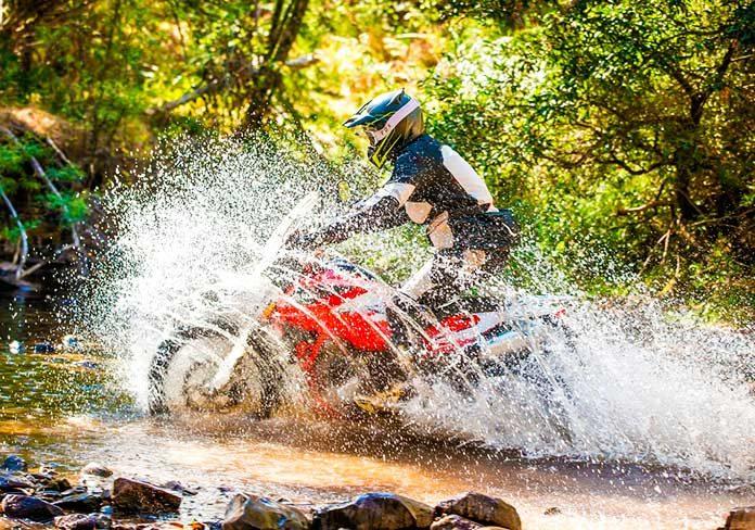 SWM, la propuesta italiana de motociclismo a campo abierto