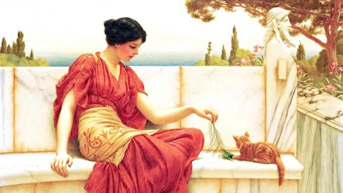 Sumisa y reprimida. Así era el papel de la mujer en la Antigua Grecia