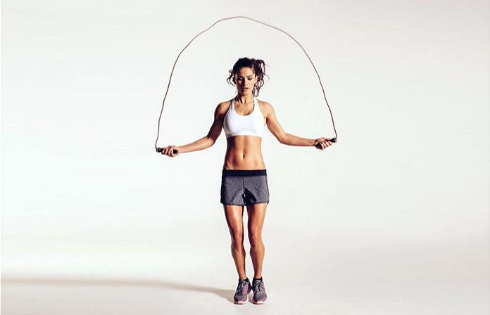 Músculos olvidados: Saltar la cuerda