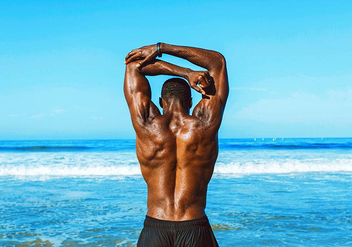 Cómo quemar la grasa que oculta los músculos