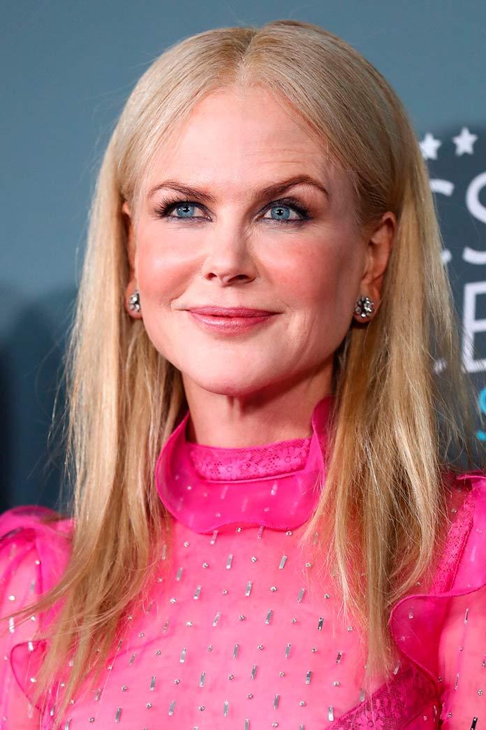 Nicole Kidman después