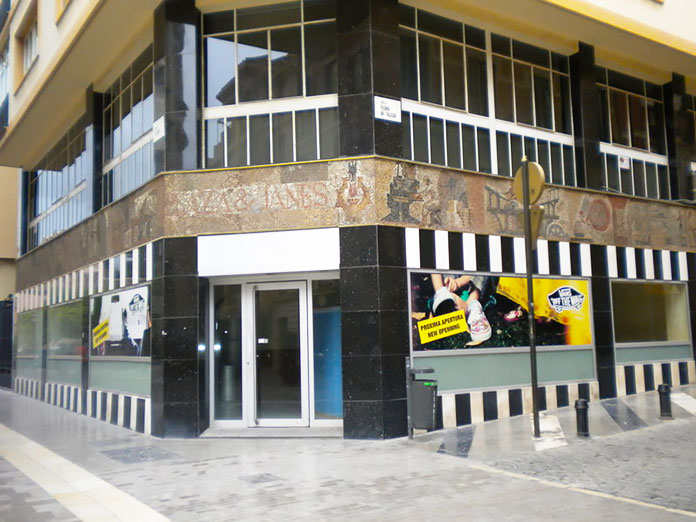 Oficinas de la Editorial Plaza & Janés
