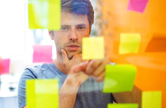 Organiza las tareas según su tipo y grado de complicación
