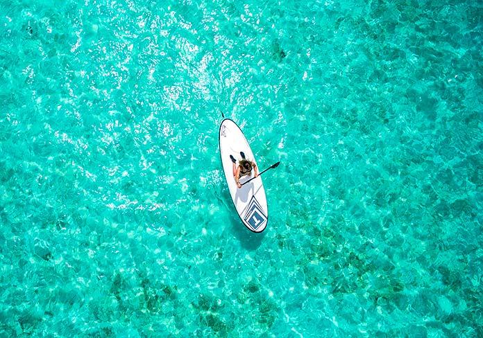 6 razones por las que comprar un tabla de paddle surf