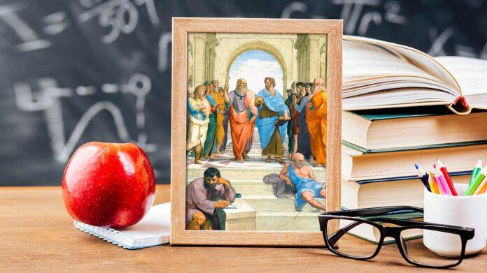 La Paideia griega, ¿un ideal educativo para nuestros días?