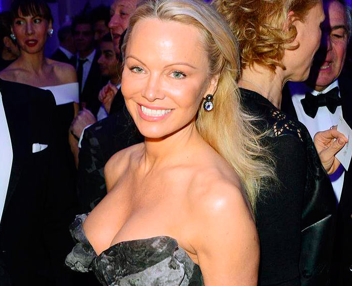 Pamela Anderson después