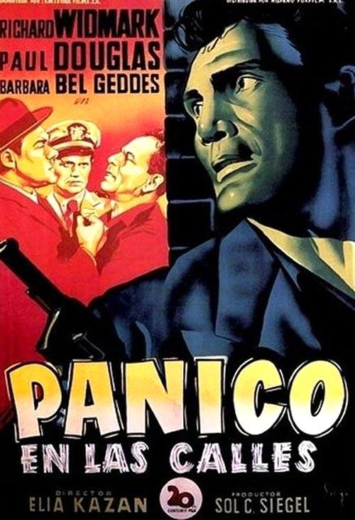 Pánico en las calles (1950)