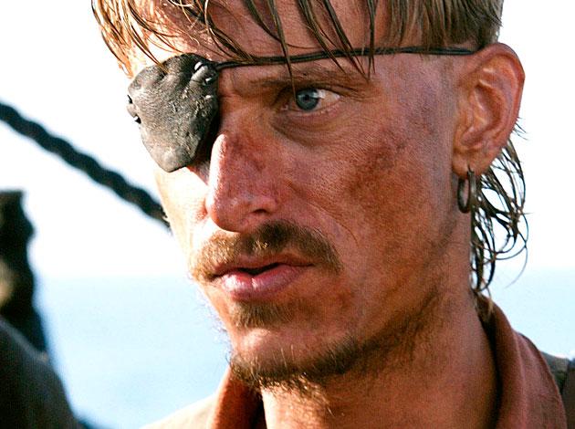 historias verdaderas: el parche pirata