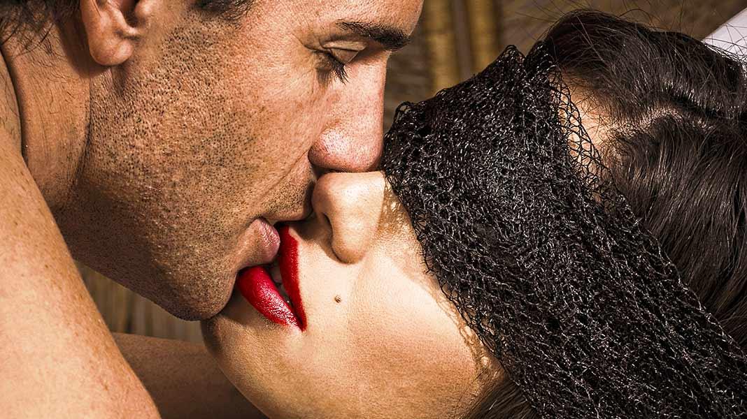 Amor, deseo y pasión. Las parejas más ardientes de la literatura