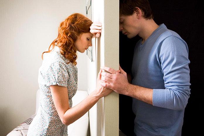 Pedir perdón a tu pareja