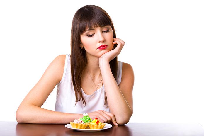 Pérdida de apetito o exceso de hambre