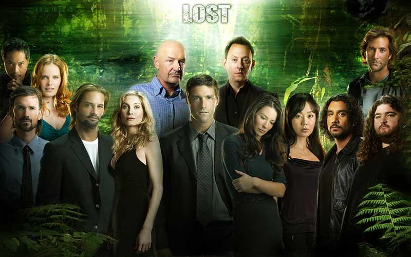 Promo de la serie Lost (Perdidos)