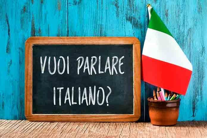 ¿Quieres perfeccionar tu italiano?