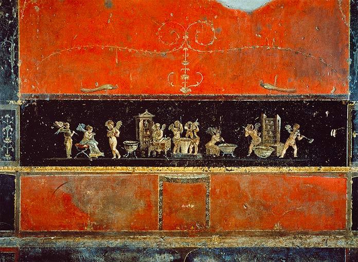 Perfumes romanos