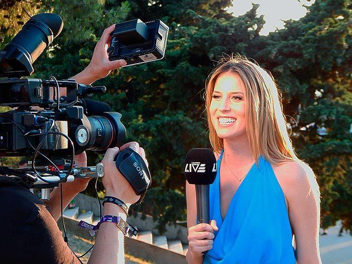 Las mujeres se apoderan del periodismo deportivo.