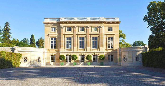 Le Petit Trianon, Versalles
