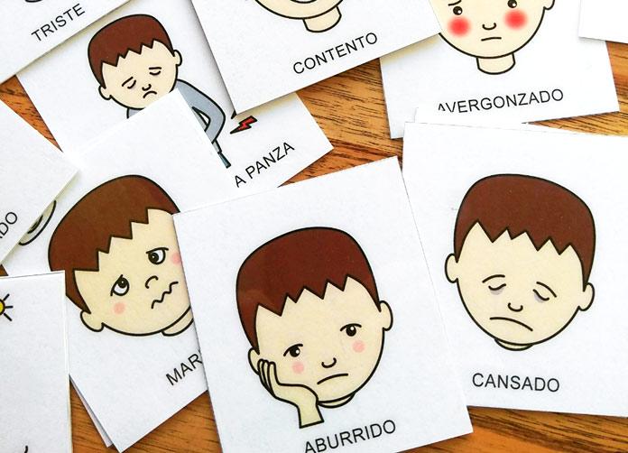 Escritura pictográfica - Pictogramas para niños