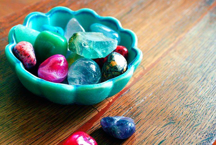 El poder de las piedras y gemas