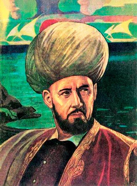 Piri Reis (1465-1554)
