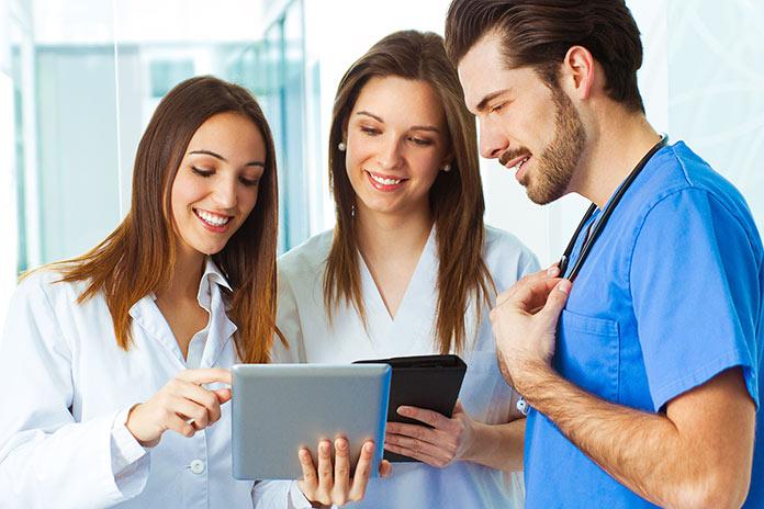 Un gran apoyo al estudiante de enfermería
