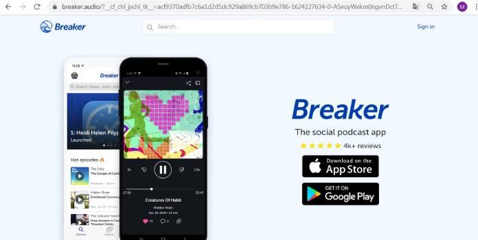 Plataformas de podcast - Beaker