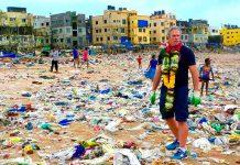 La playa de Versova: un ejemplo de unión por el bien del medio ambiente