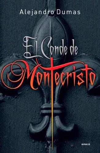 Portada de 'El conde de Montecristo' (Editoral Emecé)
