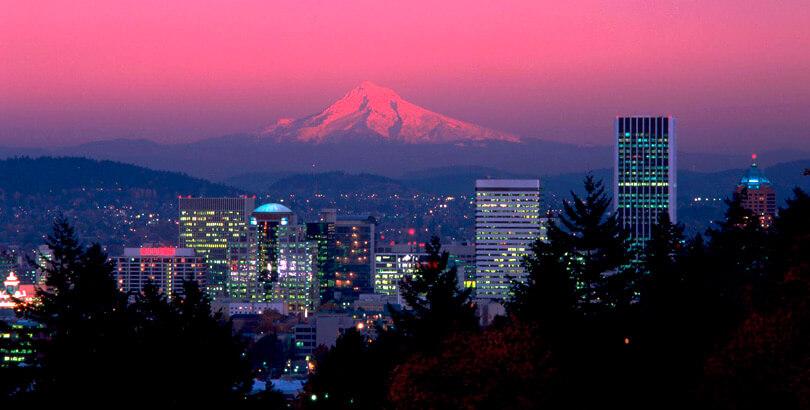 Mejores destinos 2017 - Portland