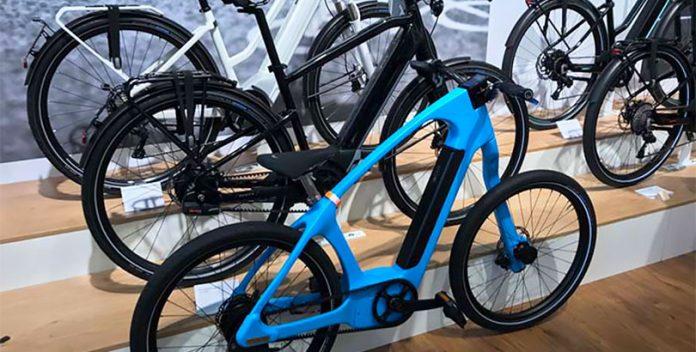 Power Bike, la bicicleta inteligente con conexión GSM las 24 horas.