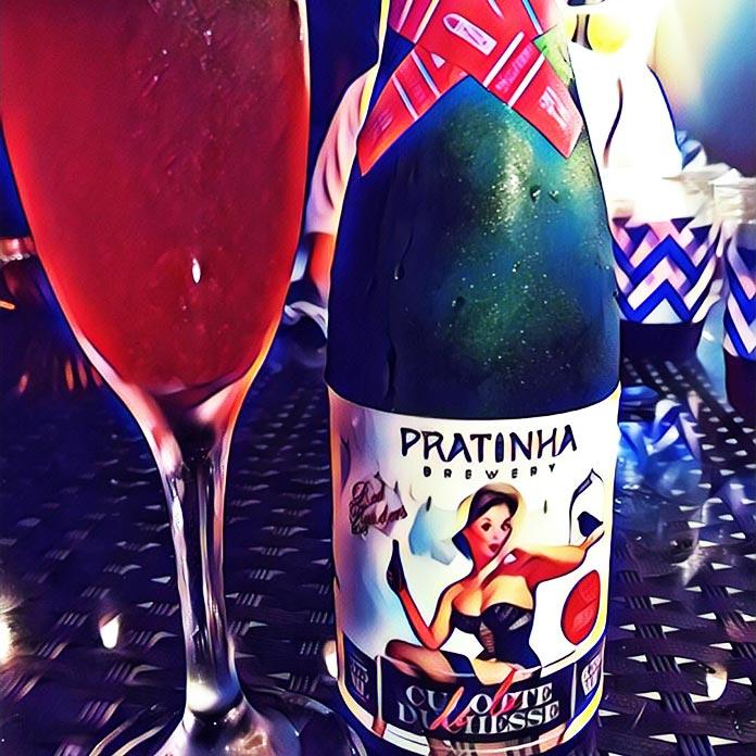 Pratinha Beer