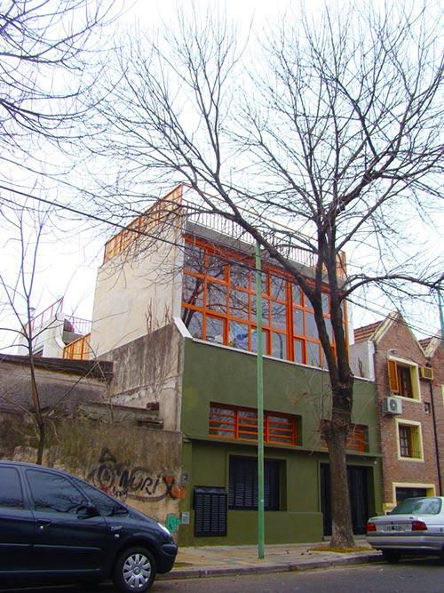 Proyecto Studio a77. Buenos Aires, Argentina