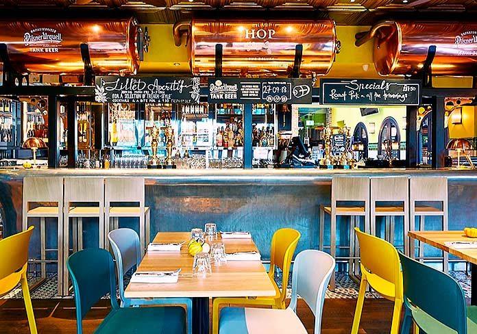 ¿De visita en Londres? Pásate por los 5 mejores pubs de la ciudad