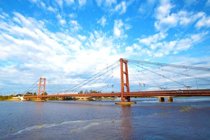 Puentes más famosos del mundo: puente Colgante de Santa Fe