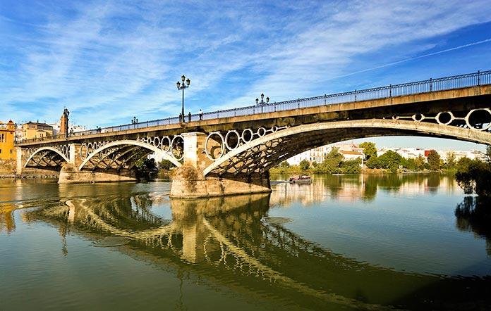 Puentes famosos - Puente de Isabel II