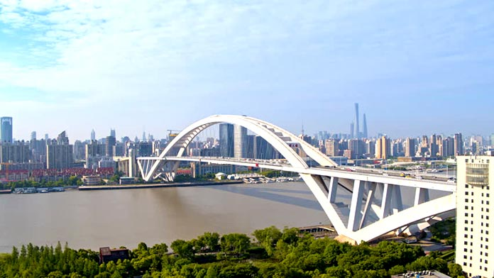 Puentes famosos - Puente Lupu