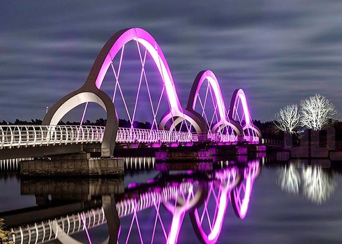 Puentes famosos -  Puente Sölversborg
