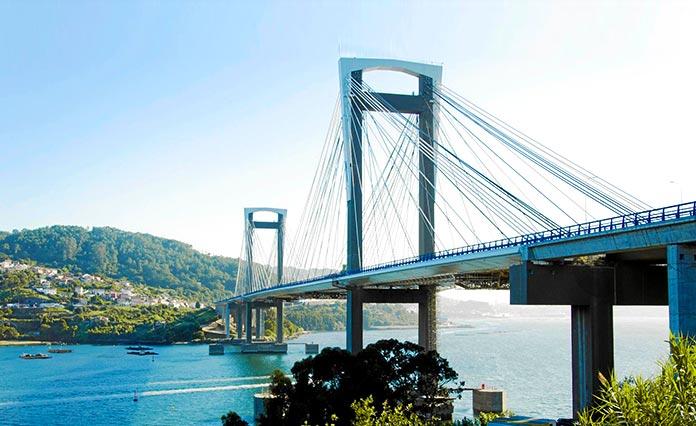 Puentes más famosos del mundo: Puente de Rande
