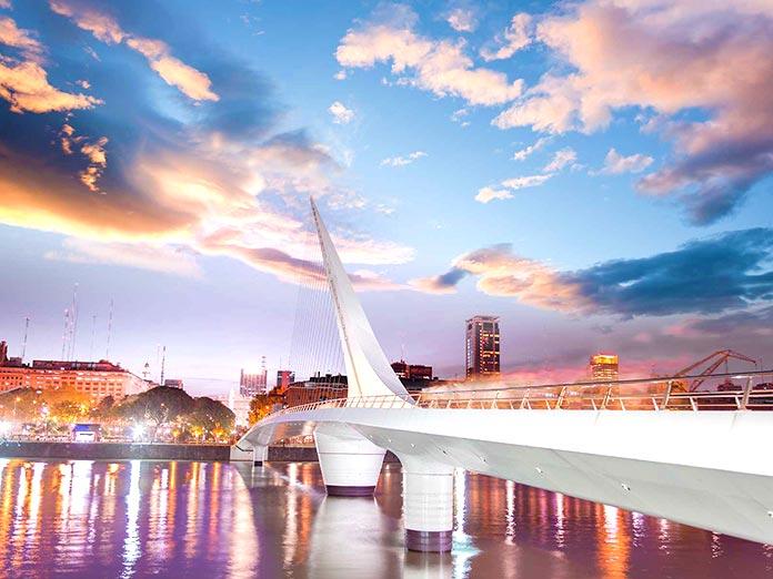 Puentes más famosos del mundo: puente de la Mujer