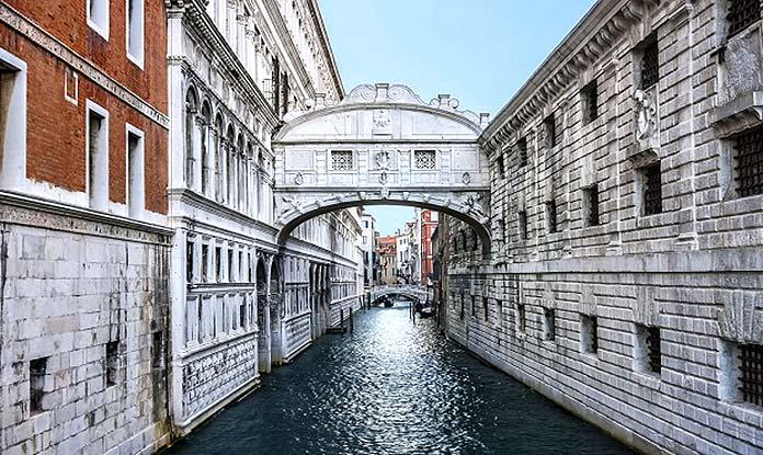 Puentes más famosos del mundo: Puente de los Suspiros