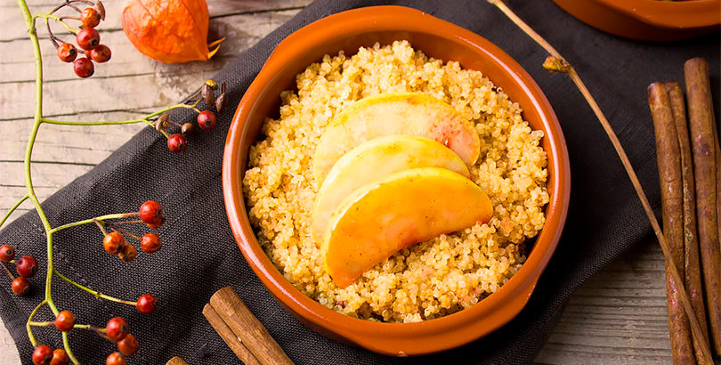 La quinoa: un superalimento que todos deberíamos conocer.